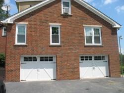 McMurray Garage Doors   Double Doors