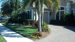Mark Douglas Lawncare Inc. - Yard Front of Home