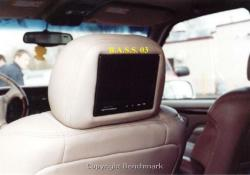 Benchmark Auto Sound - Mobile Video on Headrest