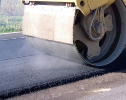 Paving & Seal Pro - Asphalt Paving and Roller