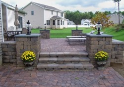 JC Rockland Paving - Stone Patio