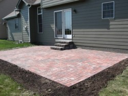 JC Rockland Paving - Brick Patio