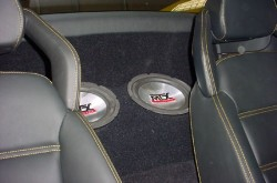 CAR-FETERIA - Audio Speakers