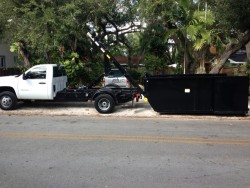 Mark Anthony Hauling Miami FL Yard Electronics Disposal