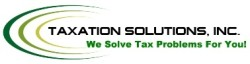 Taxation Solutions in Columbia- Logo