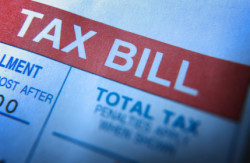 Acello Tax Resolution Group - Tax Bill with Penalties