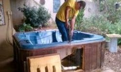Junk Guy Austin - Hot Tub Removal
