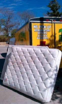 Junk Guy Austin - Mattress Removal