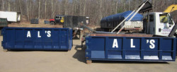Al's Rubbish and Container Services - Roll-off Dumpsters