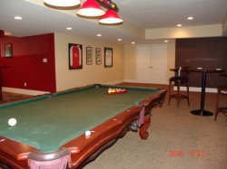 Pro Basement Finishers - Beautiful Basement