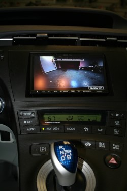 Back Up Camera Installation in Raleigh NC