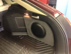 Parkway Car Stereo - New Car Speakers