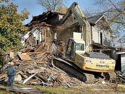 Demolition Services in Kansas City Mo