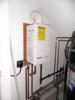 Patriot Plumbing Heating and Air Conditioning, Inc.- Continuous Water Heater