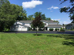 Richard's Paving, Inc. - New asphalt driveway