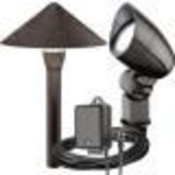 Knutson Electric - Landscape lighting