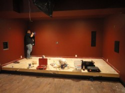 Evolution Electronics - Installing a home theater