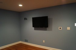 Palace Electronics- Man Cave TV Set Up