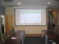 Evolution Electronics - Business Projector Installation