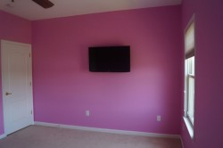 Evolution Electronics -Flat Screen TV Installation
