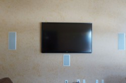 Evolution Electronics -Wall Mounting and Home Audio Installation