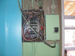 AllStar Electrical Services - Electrical Panel