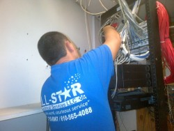 Network Cable Installation in Philadelphia PA