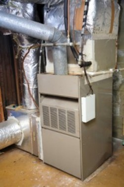 Michaels Services LLC - A new furnace installation