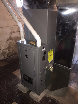 New Efficient Furnace