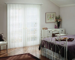 Comfortex Vertical Blinds