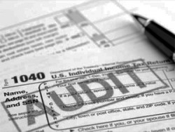 Taxation Solutions - Audit Papers