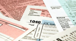 David B. Newman, LLC - Tax Form 1040