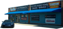 Audio Electronics - Store Front