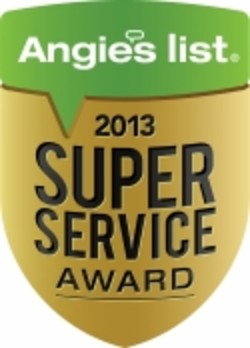 A-Ok Appliance Parts & Service - Angie's List Award