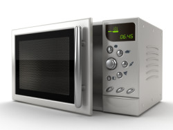 C & T Appliance- Microwave