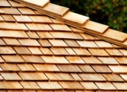 William Arsenault Contracting, LLC - A Wood Shingle Installation