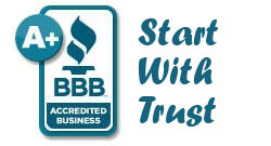 William Arsenault Contracting, LLC A+ Rating on BBB
