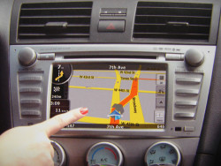Cinemagic Automotive Electronics - Navigation System