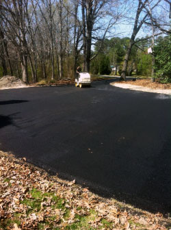 Paving Contractor in Raleigh NC