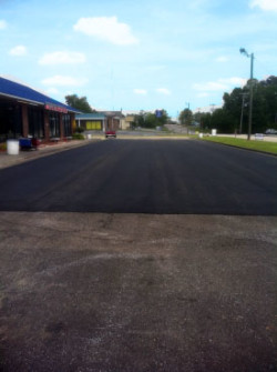 Parking Lot Paving in Raleigh NC