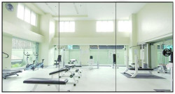 Jet Glass and Mirror - Gym Windows and Mirrors