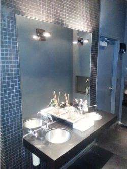 Eleet Glass & Mirror - Restaurant Bathroom Mirror