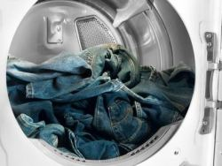 Raynor Appliance Service - Jeans inside Maytag Dryer