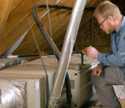 Jimmy Gusky Heating & Air LLC - Heating Repair Contractor