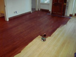 Adirondack Wood Floors - Cherry wood floor