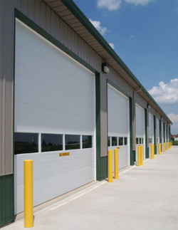 Forgatch Overhead Doors - Commercial Garage Doors on Warehouse