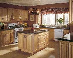 Convenient Kitchen and Bath Design - Miller Kitchen
