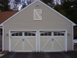 Greene Overhead Door - 2 Door Garage