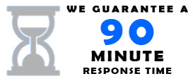 90 Minute Response Time