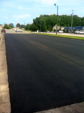 Commercial Asphalt Paving in Raleigh nC